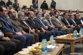 اختتامیه پنجمین دوسالانه خوشنویسی ایران برگزار شد