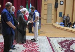نفرات برتر پنجمین جشنواره ملی نقاشیخط و حروف نگاری رضوی اعلام شد