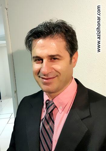استاد محمد علی قربانی / خوشنویس