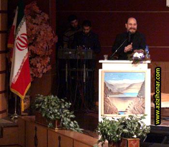 استاد دکتر جواد بختیاری « رییس شورای عالی انجمن خوشنویسان ایران »