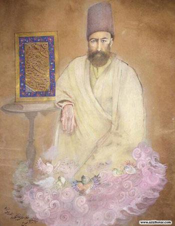 نمایشگاه آثار نگارگری، گل و مرغ و خوشنویسی سهیلا لشگری در فرهنگسرای نیاوران