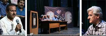 گزارش تصویری از برگزاری کارگاه آموزشی و پرسش و پاسخ با حضور استادان خوشنویسی کشور آقایان محمدعلی سبزه کار- محمدحیدری-رسول مرادی و مجتبی سبزه در شهرستان نی ریز-مرداد1398