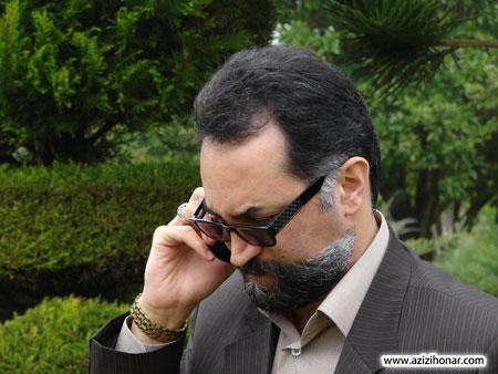 آثار هنرمندان ایران /استاد سید مهدی دریاباری (مدیر اجرایی انجمن خوشنویسان ایران )
