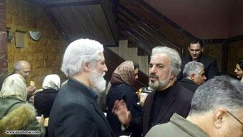 گزارش تصویری از مراسم افتتاحیه و رونمایی از پرچم انجمن خوشنویسان پایتخت