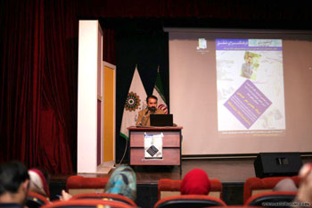 نشست تخصصی با موضوع آمادگی هنرجویان در آزمون انجمن خوشنویسان ایران با حضور استاد محسن میرحسینی در فرهنگسرای شفق