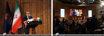 متن و تصاویر سخنرانی دکتر میر جلال الدین کزازی چهره ی ماندگار فرهنگ و ادب فارسی در مراسم نکوداشت استاد یدالله کابلی خوانساری-تیر1398