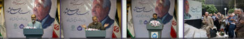 مراسم نکوداشت استاد محمّد سلحشور در موزه خوشنویسی ایران برگزار شد