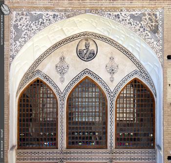 سرای عامری ها، خانه ی تاریخی عامری ها کاشان