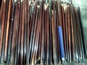 فروش ویژه قلم نی دزفولی با قیمت و کیفیت عالی در هنرکده امیران