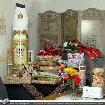مراسم تجلیل از اساتید و مدرسان انجمن خوشنویسان پیشوا و گرامیداشت اساتید مرحوم: کریم محمد ابراهیمی و عباس ولیزاده