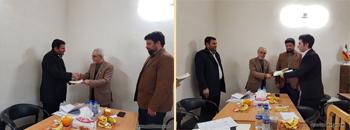 گزارش تصویری از برگزاری مجمع عمومی انجمن خوشنویسان پیشوا با حضور تمامی اعضای رسمی شعبه