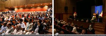 بخش دوم تصاویر نمایشگاه آثار خوشنویسی استاد اخلاق و هنر استاد محمد حیدری همراه با رونمایی از کتاب های شرح آرزومندی و از نیستان 2 در فرهنگسرای نیاوران-تیرماه1397
