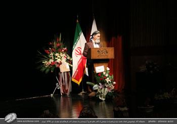 """استاد محمود یزدانی"""" خوشنویس، شاعر و مجری توانمند کشور"""""""